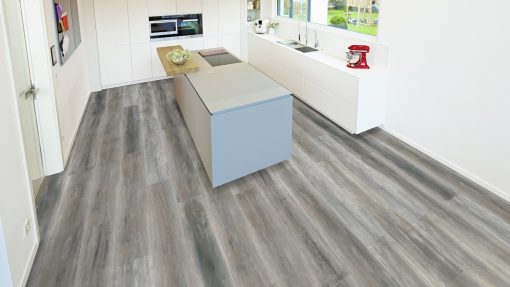 LT09 - ter Hürne Oak Dancefloor Laminate Wide Plank - Kitchen