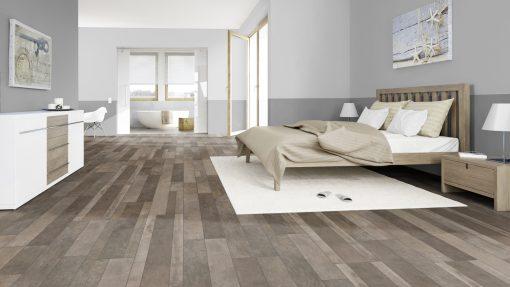LT11 - ter Hürne Oak Bodega Laminate Wide Plank - Bedroom