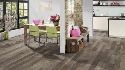 LT11 - ter Hürne Oak Bodega Laminate Wide Plank - Kitchen