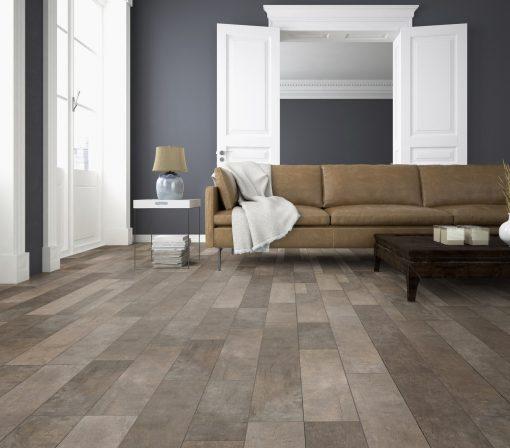 LT11 - ter Hürne Oak Bodega Laminate Wide Plank - Living Room