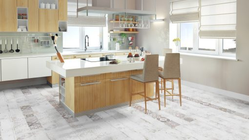 LT13 - ter Hürne Tile Georgetown Laminate Plank - Kitchen