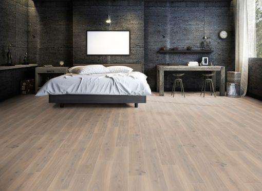 LT15 - ter Hürne Oak American Diners Laminate Plank - Bedroom