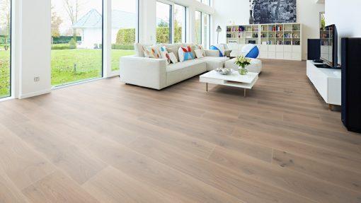 LT15 - ter Hürne Oak American Diners Laminate Plank - Living Room
