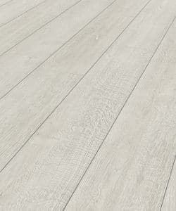 LA01 - ter Hürne Oak White Grey Laminate Wide Plank