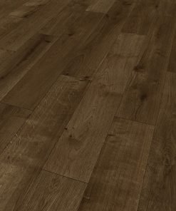 E7100 Cringle Dock Brushed & Lacquered Oak Wood Floor