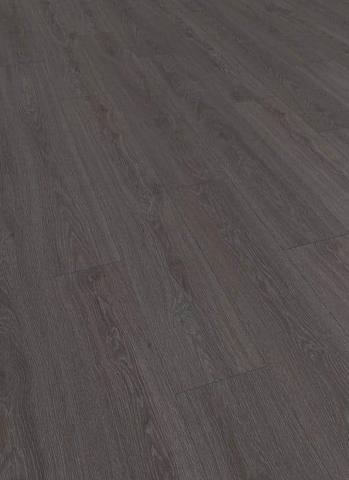 E7400 Cast Iron Bark Lacquered Oak Wood Floor