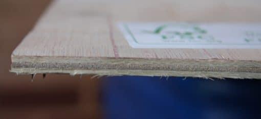 Flooring Plywood 5.5 mm Profile