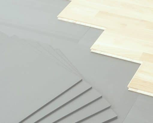 Cold Floors - TechniBoard - Underlay Boards