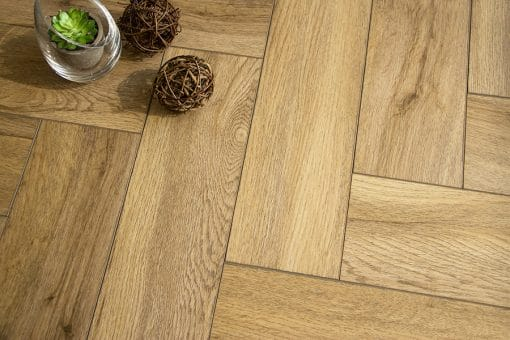 FirmFit Floor CW-1434 Rigid Core Herringbone