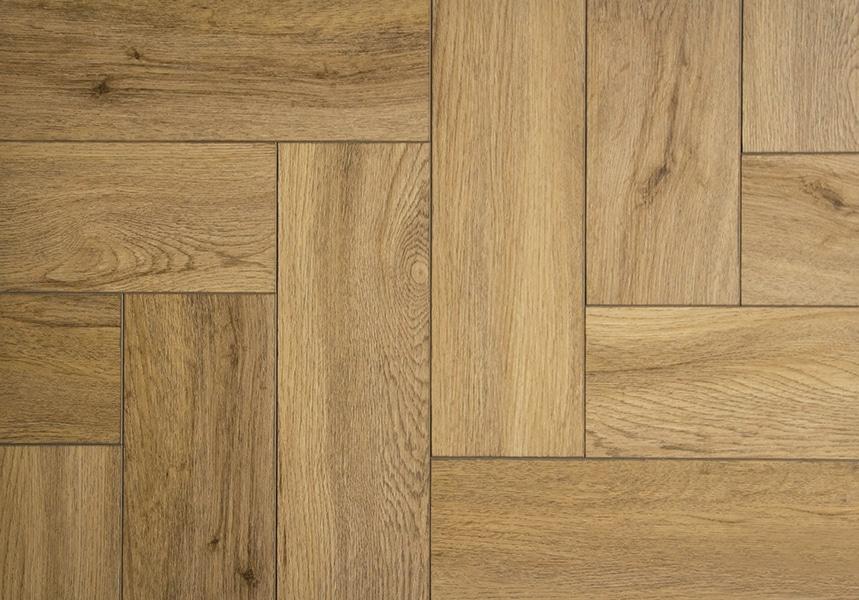 FirmFit Floor CW-1434 Rigid Core Herringbone