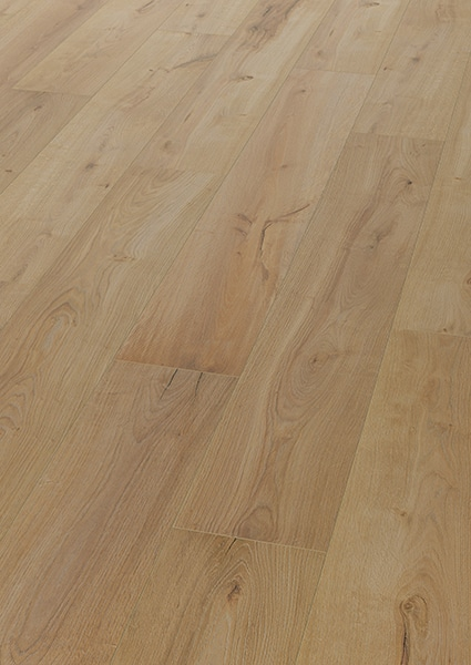 Avatara Oak Banta Light Brown Plank Man-Made Wood Floor