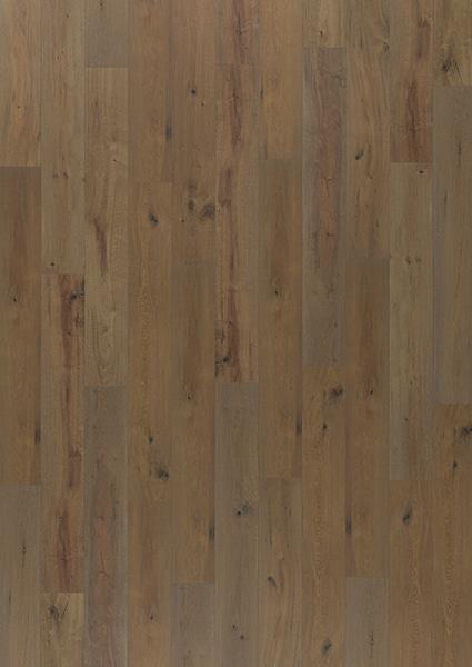 Avatara Oak Gemma Brown Long Plank Man-Made Wood Floor