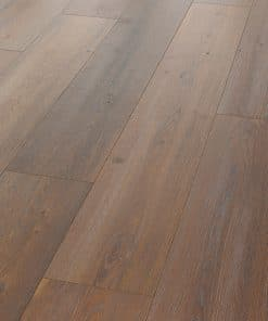 Avatara Oak Luna Sepia Brown Long Plank Man-Made Wood Floor