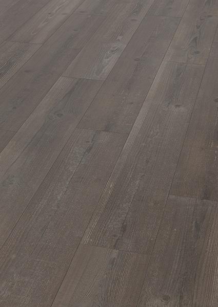 Avatara Pine Argo Deep Brown Plank Man Made Wood Floor