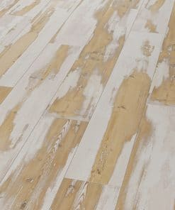 Avatara Pine Xara Pastel Beige Plank Man-Made Wood Floor