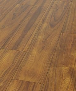 Avatara Teak Maia Clay Brown Long Plank Man-Made Wood Floor