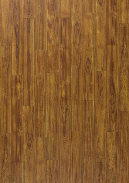 Avatara Teak Maia Clay Brown Long Plank Man-Made Wood Floor
