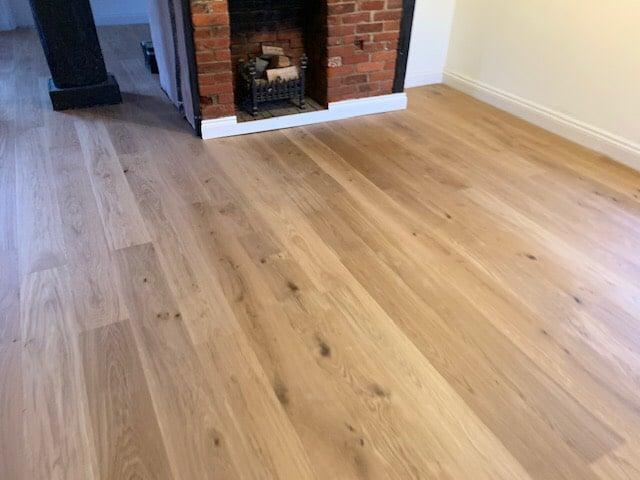 Lion Oak Jetty Brushed Amp Oiled Natural Oak Wood Floor