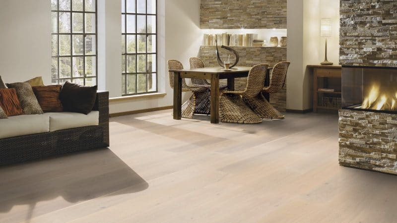 Engineered Wood Flooring Block Image