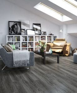 River Plate Wharf grey oak planks