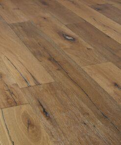 Distressed Hole Haven Oak Flooring | Wood4Floors